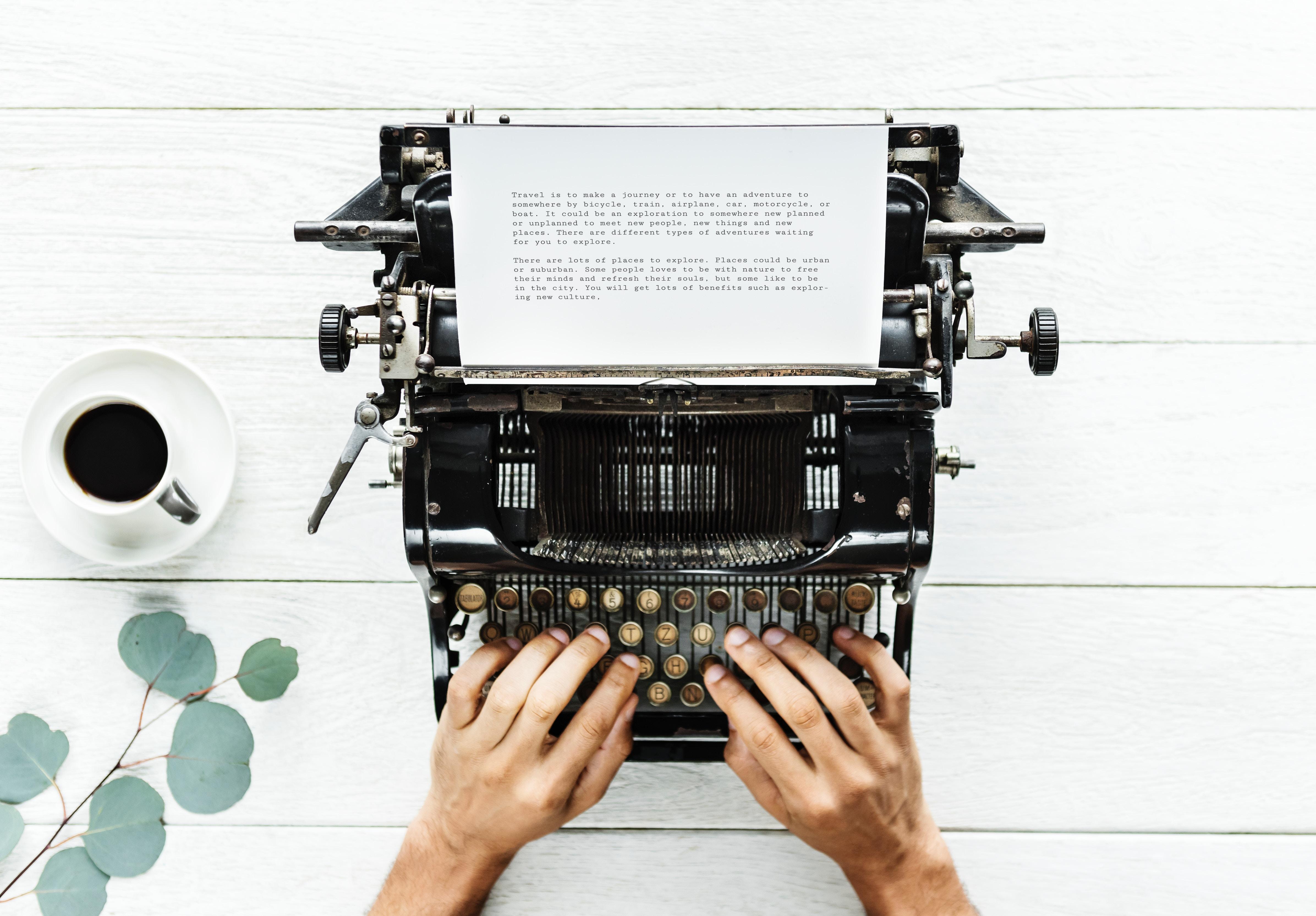 Vinkit työhakemuksen kirjoittamiseen